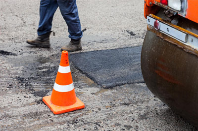 Northern Virginia Asphalt Paving & Sealcoating - Asphalt Repair 1