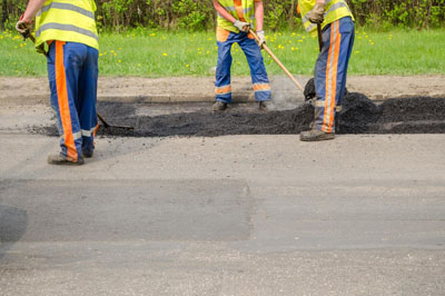 Northern Virginia Asphalt Paving & Sealcoating - Pothole Repair 1
